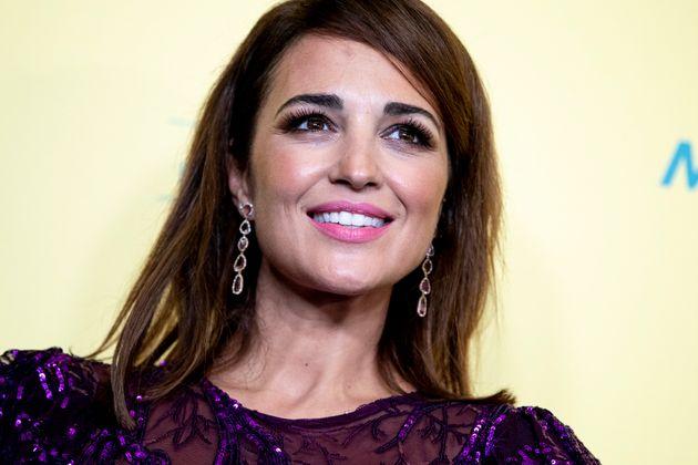 Paula Echevarría, en el estreno de 'Si yo fuera rico' en Madrid el 13 de noviembre de