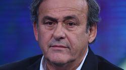 """Pour Michel Platini, la VAR est une """"belle"""