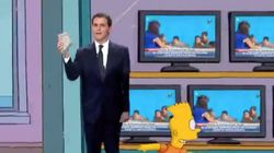 Todas los virales escondidos en la cabecera española de 'Los Simpson' que arrasa en