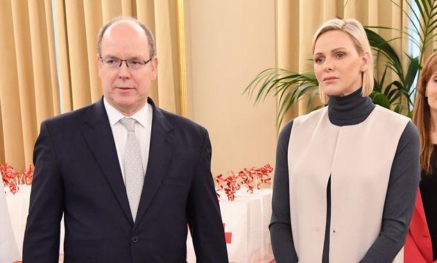 Charlene di Monaco è ricomparsa: il volto triste e il look dimesso scatenano i