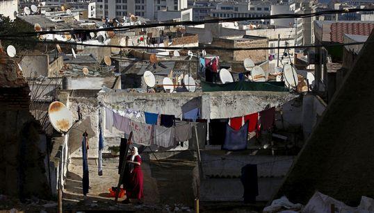 Casbah d'Alger : 330 bâtisses menaçant ruine