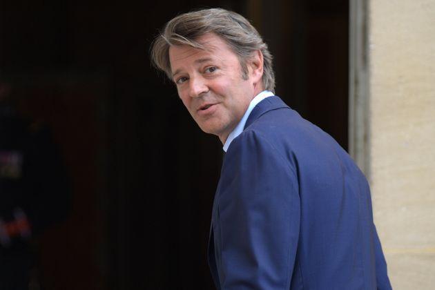 François Baroin, président de l'Association des maires de