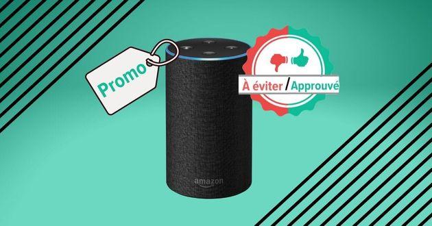 L'enceinte connectée d'Amazon, l'Echo 2, est en promotion, mais est-ce un bon