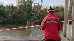 Le pont de Mirepoix-sur-Tarn ne présentait pas d'inquiétude