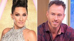 Strictly's Michelle Visage Brands James Jordan 'Deplorable' Over 'Fake Tears'