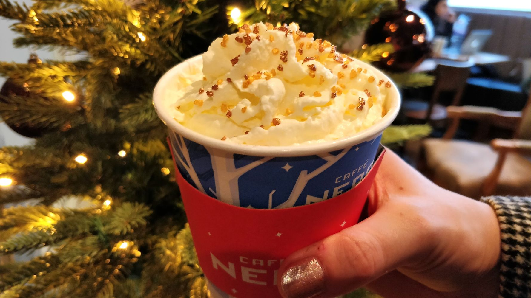 The Best And Worst Christmas Hot Drinks Ranked