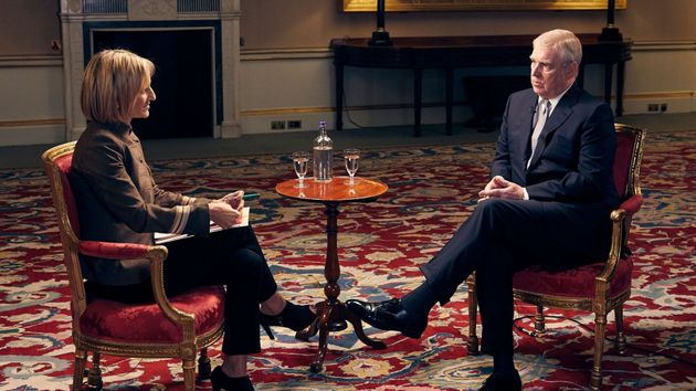 Prince Andrew was widely criticised for his Newsnight interview with Emily
