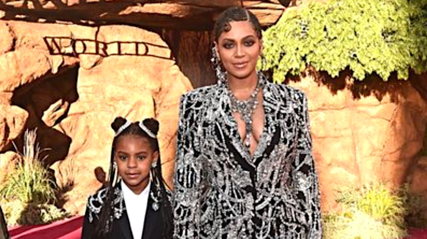 Westlake Legal Group 5dd2a2d7210000226d34d45a Blue Ivy Is Now A Soul Train Award-Winning Songwriter And You're Not