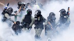 Hong Kong Protests Escalate With Tense Police Standoff At