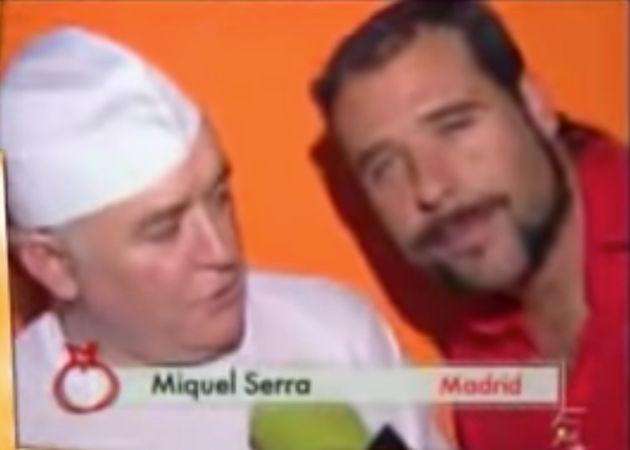 Miquel Serra en Aqui hay