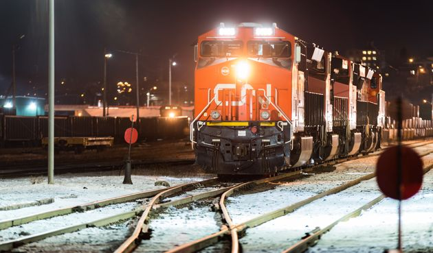 CN Rail Strike Looms After Layoffs Confirmed