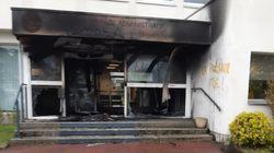 Le Crous de Normandie visé par un incendie volontaire à