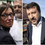 Ilaria Cucchi querela Salvini: