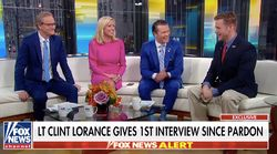 'Fox & Friends' Hosts Gush Over Convicted War Criminal Pardoned By