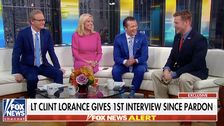 'Fox & Friends' Hosts Gush Over Convicted War Criminal Pardoned By Trump