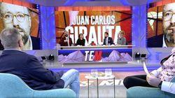 La cantada más inesperada de Girauta en su debut en 'Todo Es