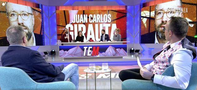 Juan Carlos Girauta en 'Todo Es