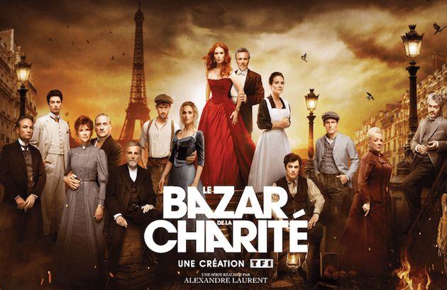 """Le premier épisode du """"Bazar de la Charité"""" sera diffusé ce lundi 18..."""