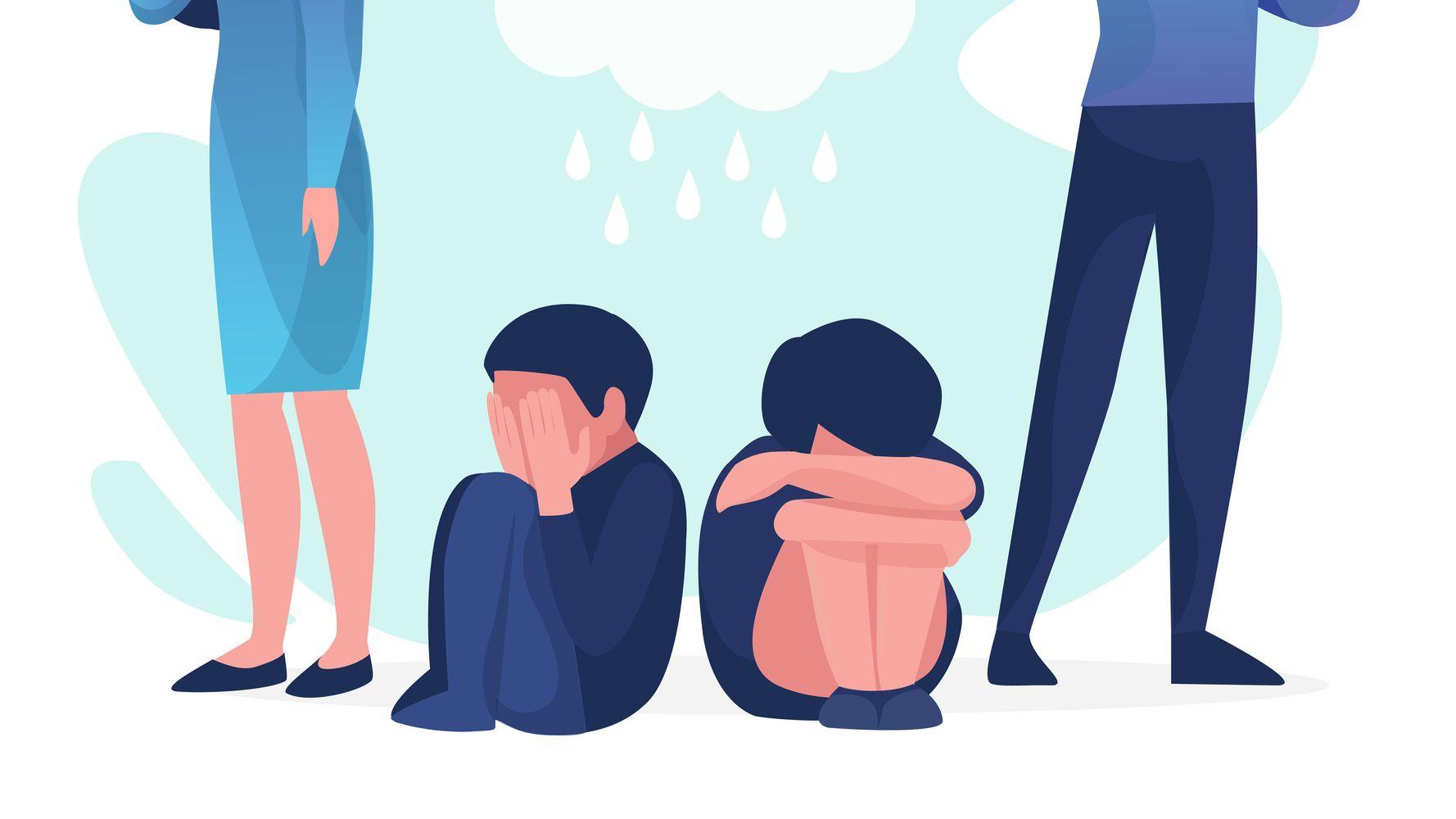 Vous êtes ou avez un parent toxique? Voici comment réagir