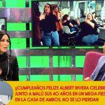 Rosa López desvela la pregunta sexual que le hacían al salir de 'Operación