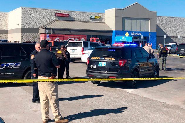 Une fusillade dans un Walmart de l'Oklahoma fait plusieurs