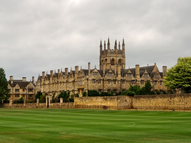 Christ Church Meadow is a popular walking and picnic spot in Oxford, England. Roughly triangular in shape...