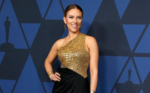 2019 Governors Awards - Arrivals - Los Angeles, California, U.S., October 27, 2019 - Scarlett Johansson....