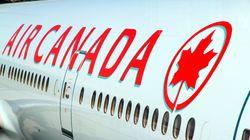 Air Canada: aucune nouvelle réservation ou changement de vol dès lundi