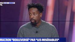 """""""Il ne pourra pas dire qu'il n'était pas au courant"""": le réalisateur des """"Misérables"""" se félicite que Macron ait vu le"""