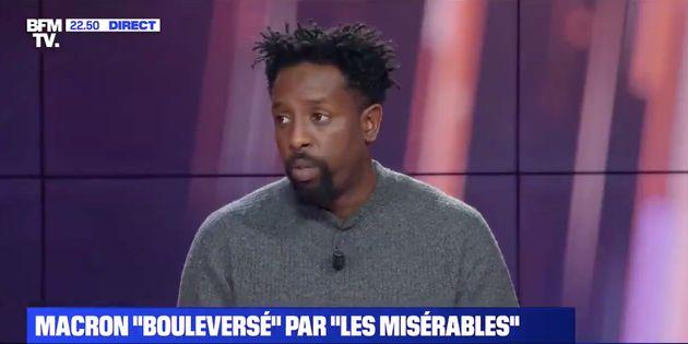 Ladj Ly, réalisateur des