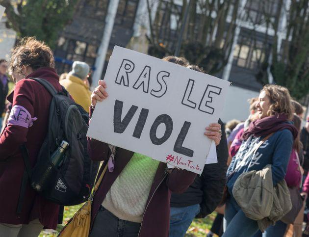 Le Conseil de l'Europe épingle la France et sa définition du viol dans la loi (photo d'une...