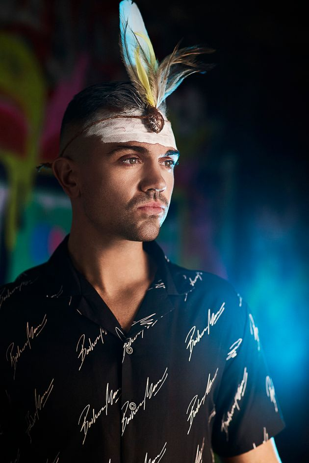 Indigenous artist Mitch Tambo is set to appear on Eurovision - Australia Decides 2020 in