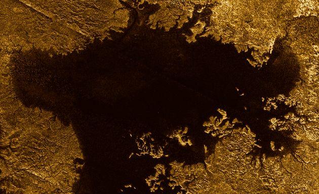 Ο πρώτος συνολικός χάρτης του Τιτάνα, δορυφόρου του