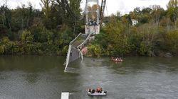 Le camion tombé avec le pont de Mirepoix-sur-Tarn pesait plus du double du poids
