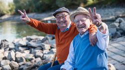 Tener buenas amistades reduce el riesgo de demencia