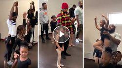 La danza classica? È anche per gli uomini. E i papà vanno a lezione con le figlie