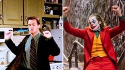 Joker ha copiato Chandler di