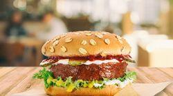 Το νέο Meat Free Burger από τα Goody's Burger House είναι πολύ γευστικό και