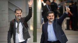 Amnistía Internacional critica la sentencia del 1-O y exige la liberación de Sànchez y