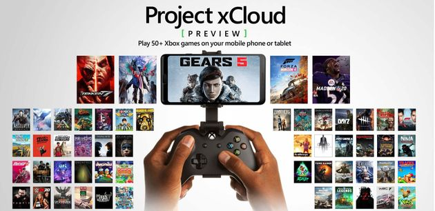 Project xCloud in