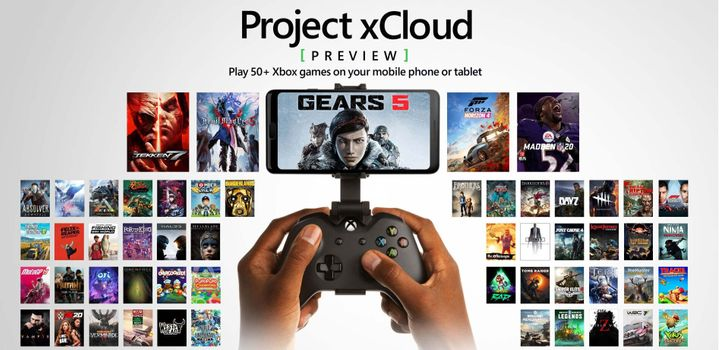Project xCloud in India