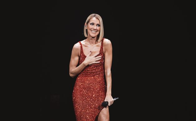 «Courage» et le bonheur de Céline Dion d'être à la