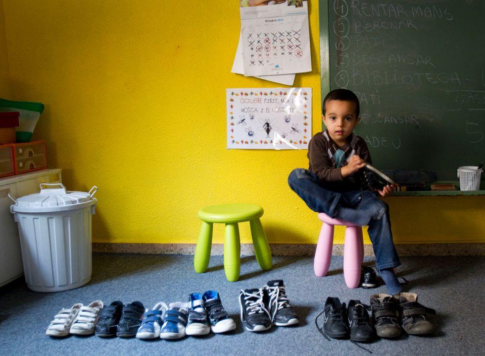 Ocho situaciones que sufren los niños en España y no querrías que le sucedieran a tu