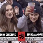 Queens Of The North Put On A Performance At Toronto Raptors