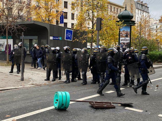 Plusieurs syndicats policiers appellent à rejoindre la grève du 5 décembre
