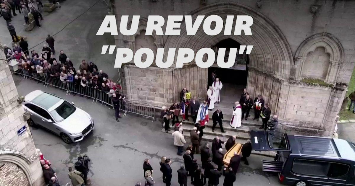 Raymond Poulidor s'en va, porté par Bernard Hinault et Bernard Thévenet
