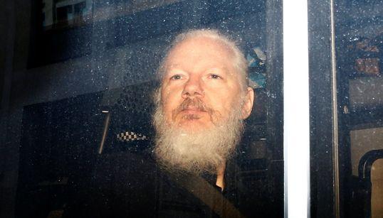 Ce qui attend désormais Assange après l'abandon des poursuites de la justice