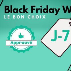 Les meilleures promos de la Black Friday Week ce