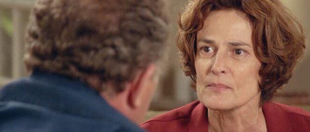 Laure Killing incarnait le personnage Elisabeth Vallorta dans la série