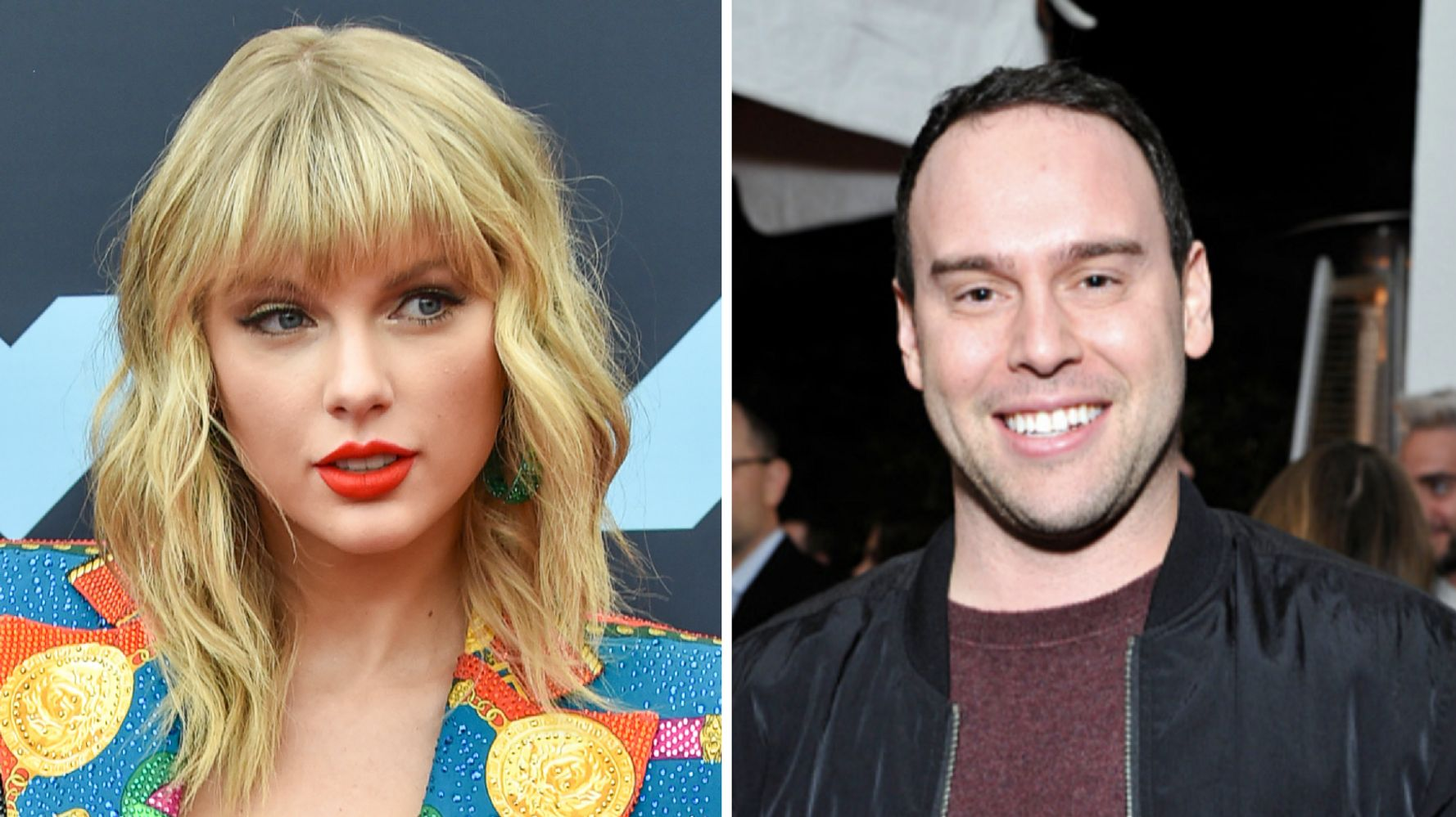 Westlake Legal Group 5dd4171b2100006b7134d66c Scooter Braun Tells Fans 'Kindness Is The Only Response' During Taylor Swift Drama